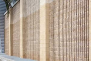 concrete masonry units provide durability