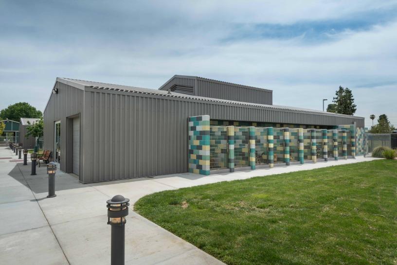 cmd, animal, shelter, concrete masonry