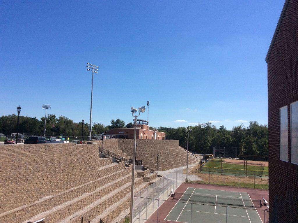 DePauw, university, SRW , stadium