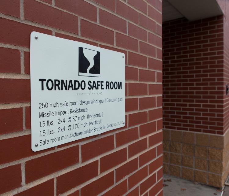 tornado, shelter