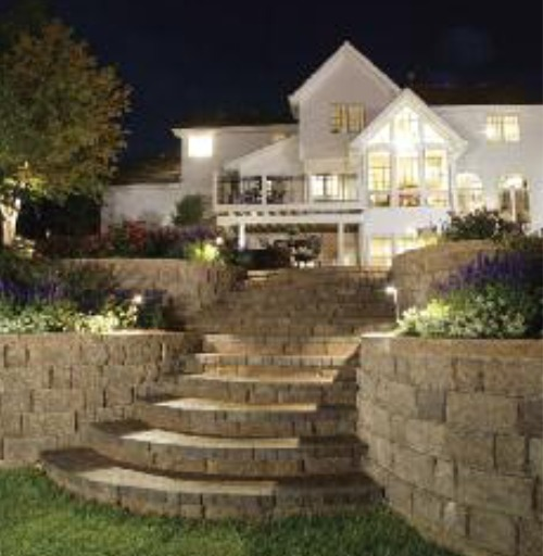 SRW, outdoor living, landscape